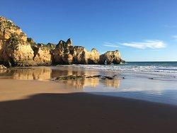 Praia dos Tres Irmaos is stunning!