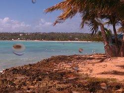 ilha de Rock Cay
