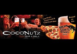Coconutz Sports Bar & Restaurant