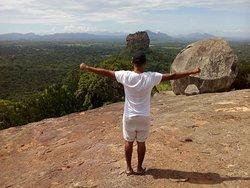 Pidurangala rock