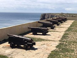 Canons du Fort