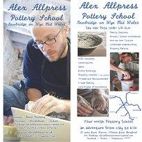 Alex Allpress Pottery School