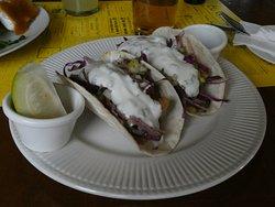 The fish taco