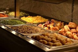 Our delicious vegetables on our Sunday carvery