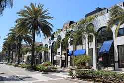Rodeo Drive Walk of Style