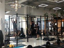 CrossFit Bangkok (CFBK) - Personal trainers, coaches at Aspire Bangkok. Phromphong BTS, Metropolis Building, 8th Floor.
