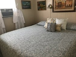 The Original Art Bedroom in B&B -- King bed