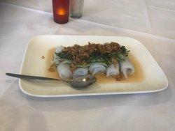 Vietnamese Rice Rolls