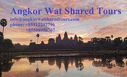 Angkor Wat Shared Tours