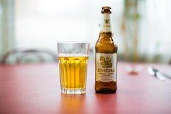 La Singha / Notre bière thailandaise