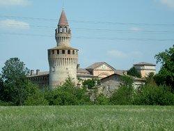 Veduta del castello