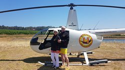A great tour of the Margaret River coast. Jackson provided an outstanding service as pilot and tour guide. We were both very impressed by the personalised service and tour