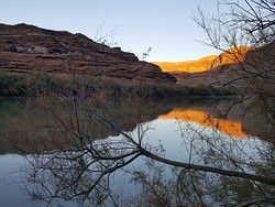 Moab Utah Arches national park, Colorado river