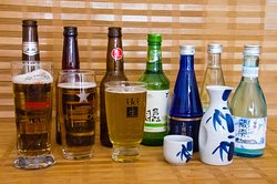 Japanese Beer and Sake