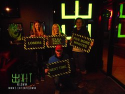 Here's some of our awesome escapee's from Jan 7th - 12th 2019. Many failed and many succeeded! Test your wits today!