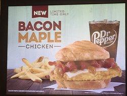 New chicken sandwich