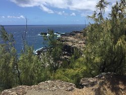 Hike to Blow Hole (Maui, May/June 2017)