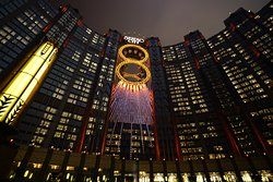 Nice design hotel, many hotel attractions, room with great view, superb service