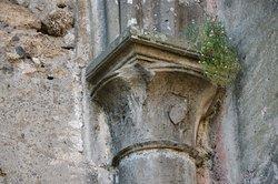 Capitello della chiesa abbaziale