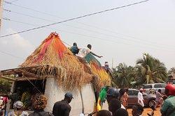 Voodoo festival 2019 at Ouidah