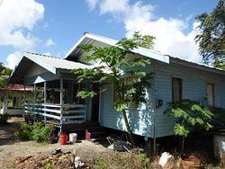 a house on a plantation