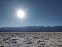 Salt and sun