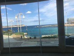 outside view at The Byblos
