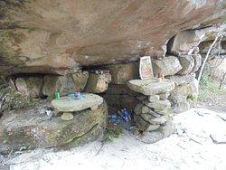 Site Animiste mont Bokor