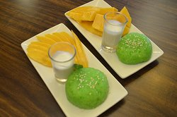 Khao Niao Mamuang - Mango Sticky Rice