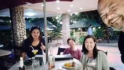 with friends from Daet