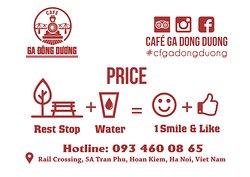 Cafe Ga Dong Duong
