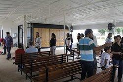 sala de recepção