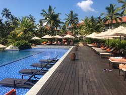 Faultless stay at Anantara Peace Haven
