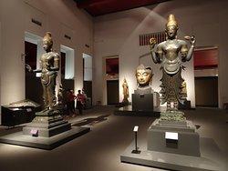 Estatua de Vishnú