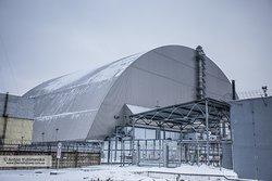 "New safe confinement (NSC ""Arch"")"