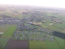 Great shots over Darfield