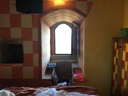 ... camera nella Torre di avvistamento ...