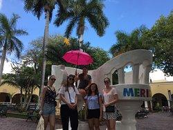 Free Tour Merida