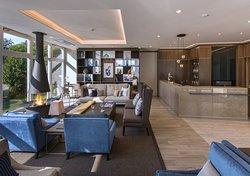 Rezeption und Loungebereich