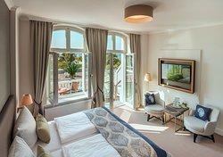 Terrassen-Doppelzimmer mit seitlichem Ostseeblick #103