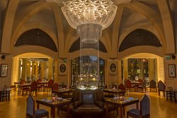Spacious and quite Moghul Restaurant