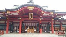 西宮神社のおみくじを引いたら『大福』でした。