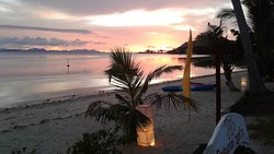 PJ's Sportsbar & Restaurant has now moved to Tong Krut beach in Koh Samui. Come and visit us in our new location...same staff, Happy Hour, great food and ice cold beer, just a new location. We look forward to seeing you soon!!!