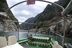 船からの眺め