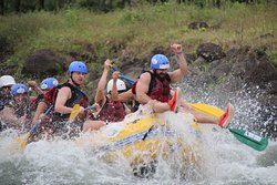 Arenal Rafting Company, World Class Rafting!