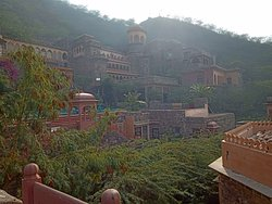 Trip to Neemrana Fort Palace