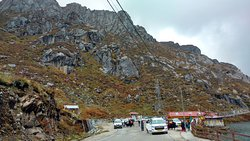 This was the road make by BRO which connects main land of Sikkim to Nathula pass. The road passes through Tsomgo lake along with some other beautiful natural lakes along them Manju lake and Hangu lake are worth mentioning.
