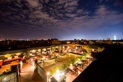 Restaurant la Terrasse des épices Marrakech