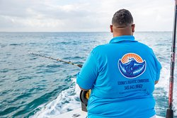 Families and groups of different sizes can enjoy fishing charters for many fishing styles with Ezona's Aquatic Charters
