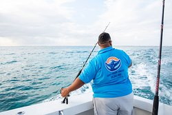 Locate the perfect fishing spot for you and your party in the Cayman Islands